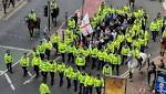 Mancs have been poking fun at this tiny EDL protest