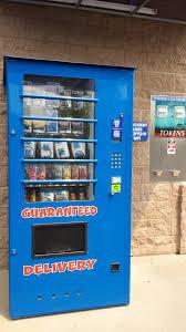 Vending Machines That Take Tokens Enchanting Vending Machine And Token Machine Yelp