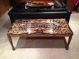 Ouija Board Coffee Table Ouija Coffee Table Ouija Muebles Y Bricolaje