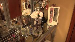 hayworth collection mirrored furniture. Appealing Hayworth Vanity Mirrored And Ikea Also Rug Ideas Collection Furniture F
