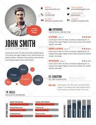 free infographic resume templates
