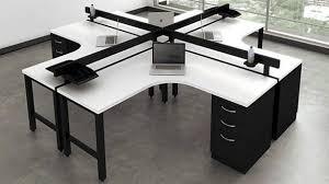 office workstation desks. 4 Person Office Workstation Desk Collaborative Cubicle Joyce New 1 Decoration Desks A
