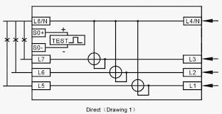 wiring diagram kwh meter 3 phase wiring image 3phase 3 wire energy meter circuit diagram wiring diagram and on wiring diagram kwh meter 3