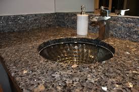 bathroom vanity granite backsplash. Bathroom Blinds Vanity Granite Backsplash Blue