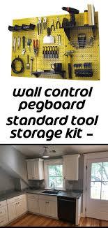 wall control pegboard standard tool