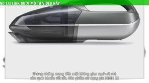 Máy Hút Bụi Cầm Tay Bosch BHN20110 - Hàng chính hãng - YouTube