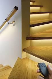 stairway lighting. LED Stairway Lighting By KLUS