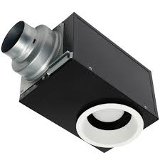 Panasonic Fv 08vre2 Quiet Bath Fan 80 Cfm Whisperrecessed Light W