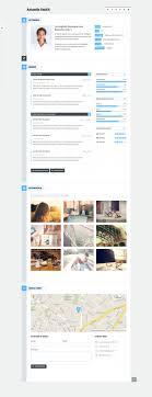 10 Vcard Wordpress Themes 2014 Gotowpthemes