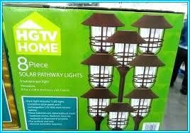 honeywell led security light costco solar