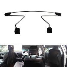 Coat Rack For Car 100pc Car Auto Seat Headrest Coat Hanger Clothes Jackets Suits Holder 99