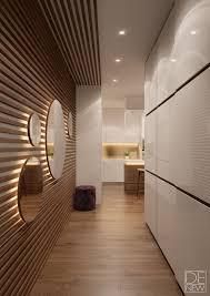 House Entrance Wall Design Modern On Behance Foyer Design Hallway Designs Ceiling