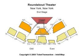 Roundabout Theatre Tickets And Roundabout Theatre Seating