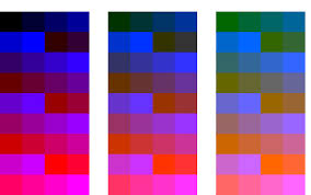Rgb Html Color Codes Chart Free Download