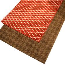 red accent rug brown runner and red accent rug red kitchen area rugs