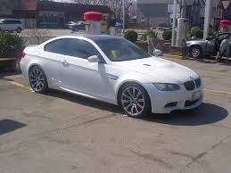Coupe Series 2009 bmw m3 coupe : 2009 BMW M3 Coupe - Alpine White / Fox Red (Non extended)