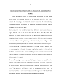 define abstract in a research paper the abstract organizing your social sciences research paper