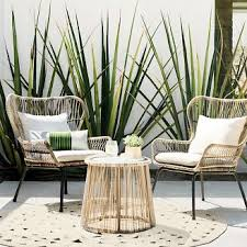 outdoor furniture for small spaces. Plain For Small Space Patio Furniture Small Sets For Outdoor Furniture Spaces G