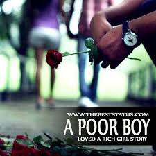 Poor Boy In Love Quotes