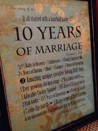 10 years wedding anniversary gift ideas wedding anniversary gift ideas for her 10 year wedding anniversary