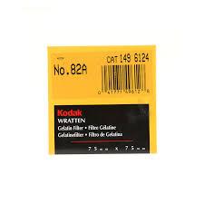 Wratten Filter Chart Kodak 75mm 82a Color Conversion Wratten 2 Optical Gel Filter