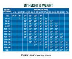 bat size chart home