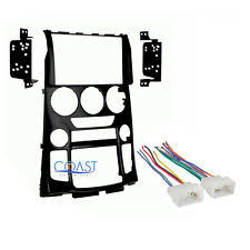 hyundai wire harness car stereo double din dash kit wire harness for 2013 up hyundai genesis coupe