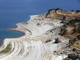 california drought photos show shrinking reservoirs business insider