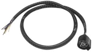 4 pigtail wiring harness for pollak replacement 7 pole rv socket 4 pigtail wiring harness for pollak replacement 7 pole rv socket pollak accessories and parts pk11998