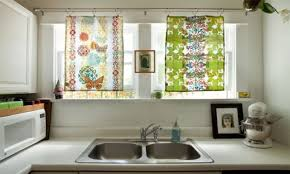 kitchen design stylish diy kitchen window treatment ideas diy with window treatments for bay window in kitchen the ideas of kitchen bay window treatments