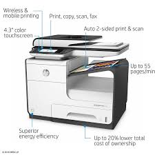 Hppro 477dw Color All In One Business Printer Rondamo Technologies