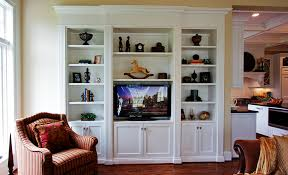 Built In Bookcase 15 Best Of Tv Bookshelf