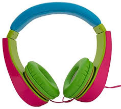 XO XO-HP-10 Kids Safe Headphone for all Tablet and ... - Amazon.com