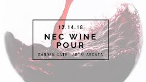nec garden gate for arts arcata dec 14