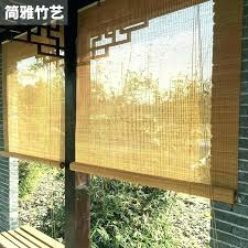 exterior bamboo shades bamboo outdoor curtains bamboo outdoor bamboo curtains suppliers outdoor bamboo shades home depot