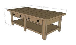 average e table size square in decorations 0 standard coffee cm height inside idea 2