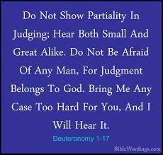 Deuteronomy 1 - Holy Bible English - BibleWordings.com