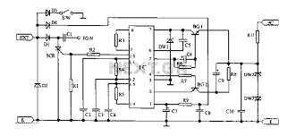 electronic ignition circuit diagram info electronic ignition circuit diagram the wiring diagram wiring circuit
