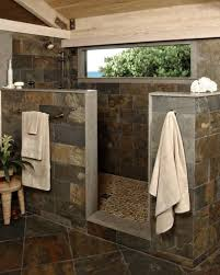 Bathroom Ideas Traditional Style Of Showers Without Doors Ideas ...