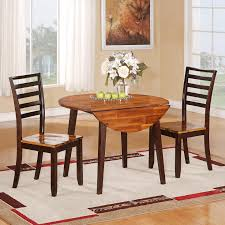 three piece dining set: holland house  dining  piece table and side chair set