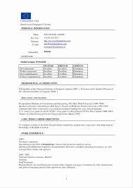 Resume Sample Download In Word Resume Template Download Word 2003 New Download Resume Sample In