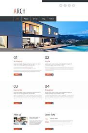 free html5 web template 25 free html5 website templates web design ledger