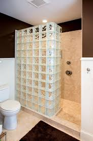 walk in shower pictures bathroom with glass block shower glass