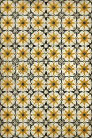 Patterned Vinyl Tiles Interesting Vintage Vinyl Floor Tiles Patterned Vinyl Tile Patterned Vinyl
