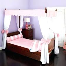 Canopy Bed For Toddler Girl Canopy Beds For Toddlers Toddler Bed For ...