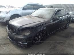 Local directory of los angeles california auto salvage yards easily locate any auto salvage yard in the usa. Salvage Title 2014 Mercedes Benz C Class 1 8l For Sale In Los Angeles Ca 28880107 Sca