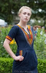 African <b>Dashiki dresses</b> / African denim dress / <b>African clothing</b> ...