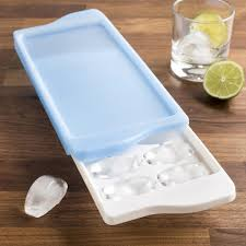 Decorative Ice Cube Trays OXO Good Grips Covered Ice Cube Tray Kitchen Stuff Plus 100