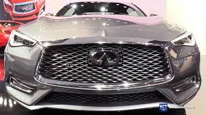 2018 infiniti q60. brilliant q60 2018 infiniti q60 awd  exterior and interior walkaround 2017 new york  auto show on infiniti q60