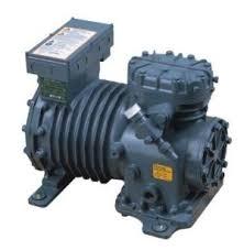 compresor refrigeracion. compresor semi-hermético de la refrigeración copeland (serie d dll-40x- refrigeracion